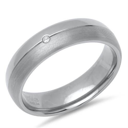 hochzeitsringe titan brillant ringe mit gravur g nstig online bestellen. Black Bedroom Furniture Sets. Home Design Ideas