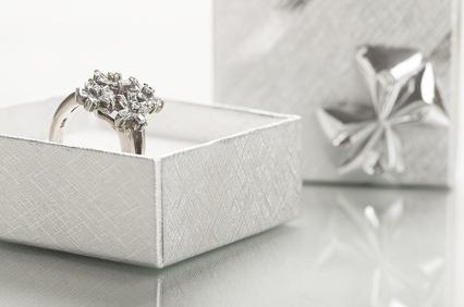 Juwelier Ring Silber
